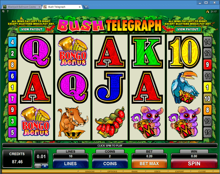 Bonus Beans Slot - Win Big Playing Online Casino Games