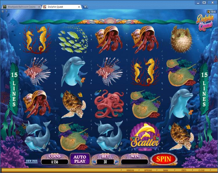 quest online casino