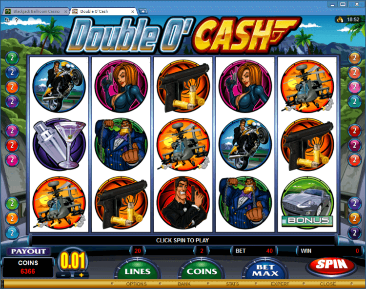 X and O Slot - Read our Review of this Simbat Casino Game