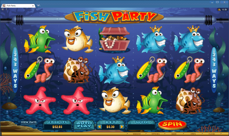 Fish Party bonus slot BlackJack Ballroom online casino app
