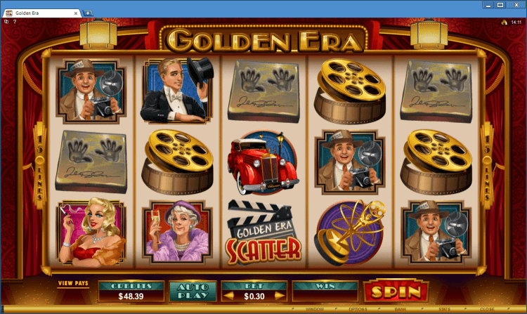 Golden Era bonus slot Black Jack Ballroom application casino online