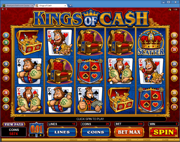 slot online casino king casino
