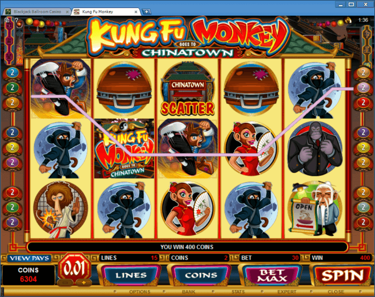 Year Of The Monkey Slot Machine - Play Online for Free Money