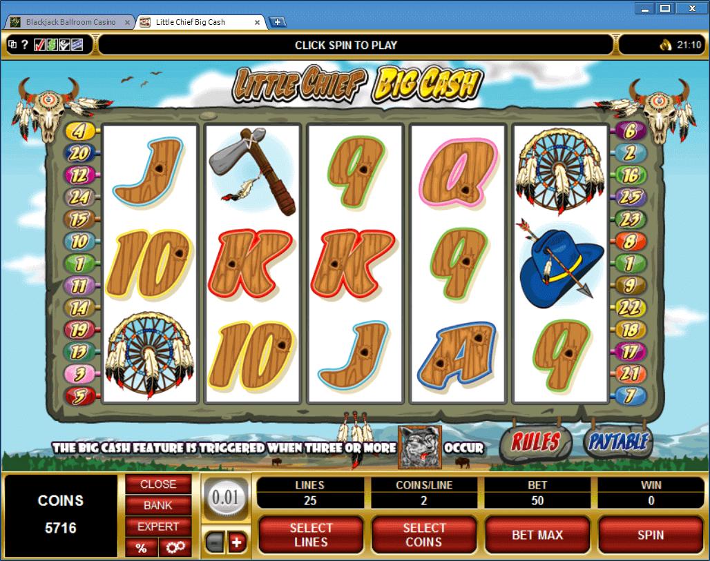 Lil chiefs casino estrategias de casino
