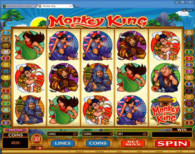 gambling casino online bonus king of casino