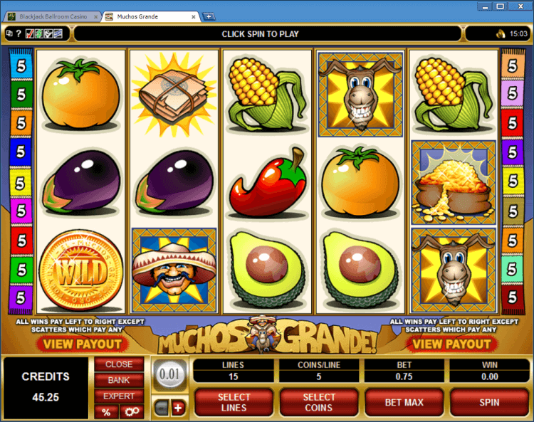 online casino blackjack game slots