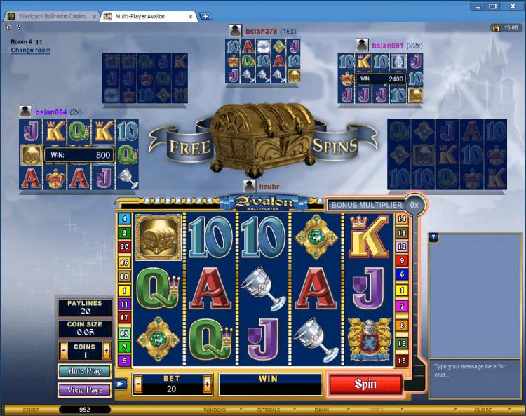 онлайн авалон казино