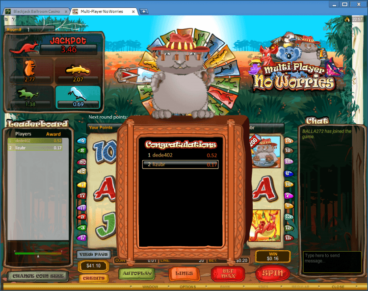 Blackjack Ballroom Casino Review - New Player Bonues