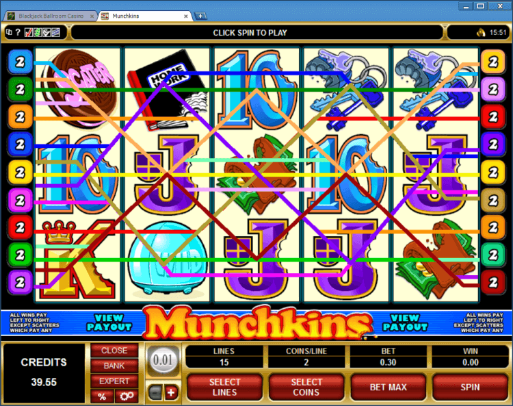 blackjack online casino video slots
