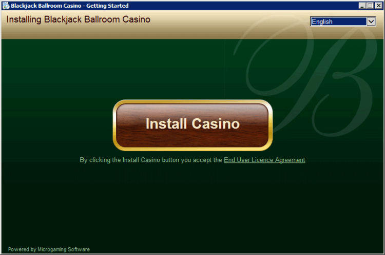 Newbie registration steps at the online casino