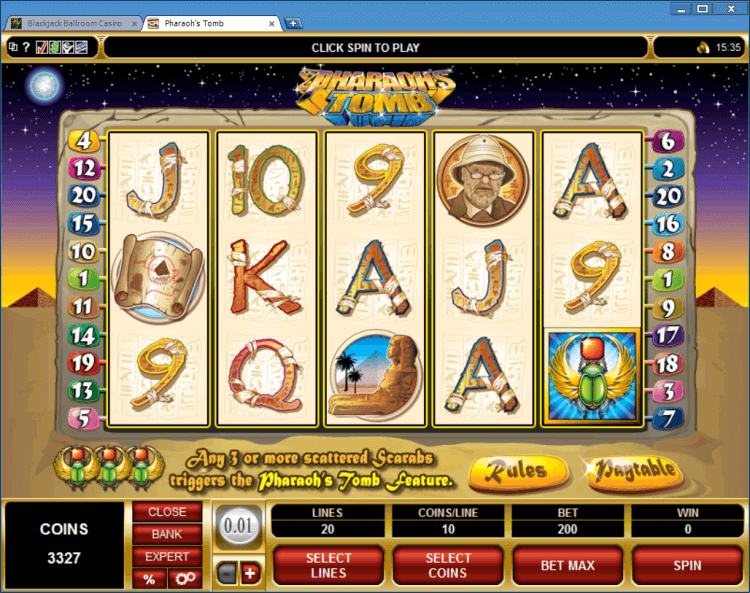 mobile online casino pharaoh s