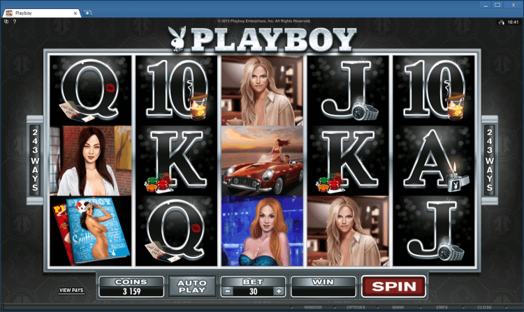 Playboy bonus slot BlackJack Ballroom online casino gamble